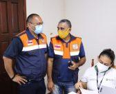 Auxílio EstadualEnchente: equipe de Ipixuna recebe treinamento para cadastro de famílias atingidas pela cheia
