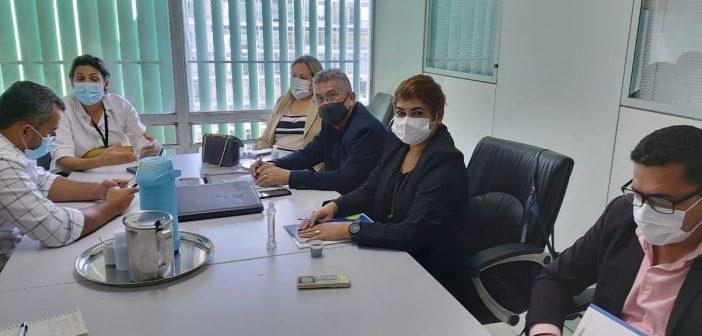 Secretária de saúde de Ipixuna cumpre agenda em Brasília em busca de Melhorias para o Município