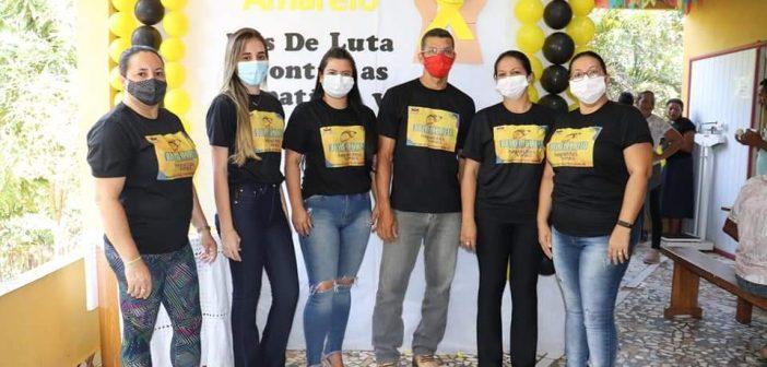 Julho Amarelo: Equipe realiza atendimentos na UBS Francisco Olegário